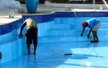 Cleaning Procedure Of Swimming Pool